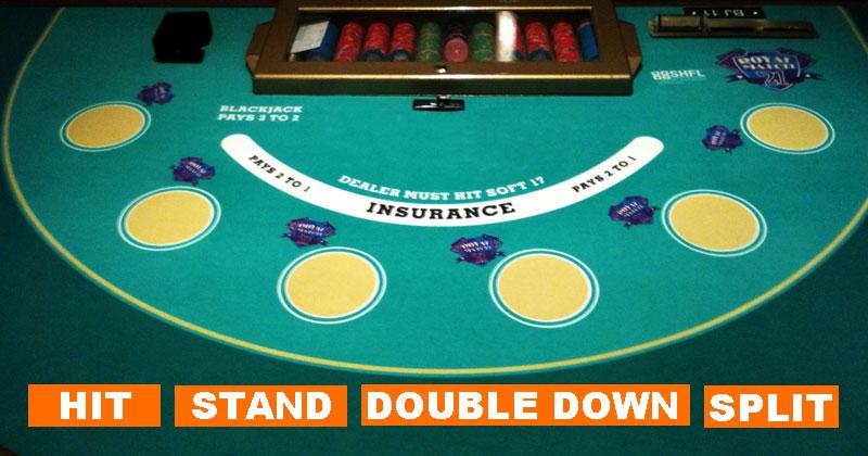 Blackjack Regeln und Strategie
