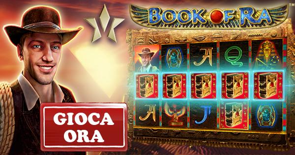 Online-Casino-Buch von ra