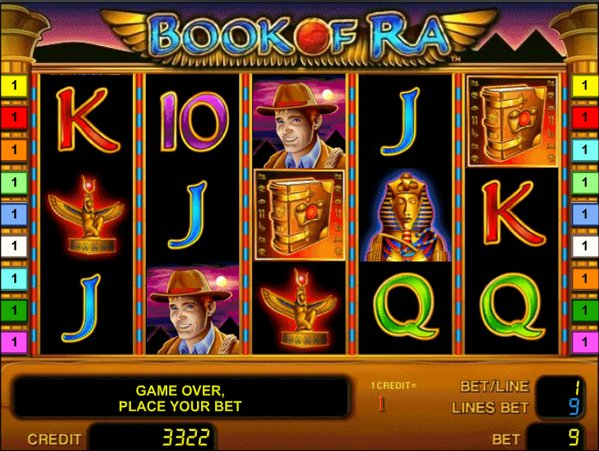 book of ra online casino